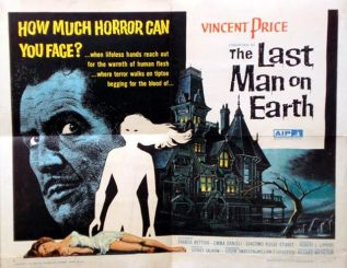The Last Man on Earth movie poster